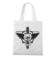 Motocyklowy kult torba z nadrukiem dla motocyklisty gadzety werprint 1454 161