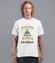 Z dystansem do siebie koszulka z nadrukiem dla motocyklisty mezczyzna werprint 1461 40