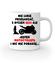 Odrobina autoreklamy kubek z nadrukiem dla motocyklisty gadzety werprint 1467 159
