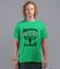 Stworzony dla predkosci koszulka z nadrukiem dla motocyklisty mezczyzna werprint 1475 194