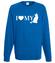 Kocham mojego kota bluza z nadrukiem milosnicy kotow mezczyzna werprint 1502 109