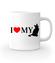 Kocham mojego kota kubek z nadrukiem milosnicy kotow gadzety werprint 1500 159