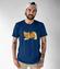 Kotek jak malowany koszulka z nadrukiem milosnicy kotow mezczyzna werprint 1509 50