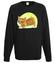 Uroczy kotek bluza z nadrukiem milosnicy kotow mezczyzna werprint 1511 107