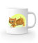 Uroczy kotek kubek z nadrukiem milosnicy kotow gadzety werprint 1510 159