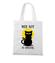 Bo do kota mozna miec dystans torba z nadrukiem milosnicy kotow gadzety werprint 1516 161
