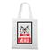 Kot elegant torba z nadrukiem milosnicy kotow gadzety werprint 1522 161