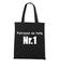 Tata numer jeden jest tylko jeden torba z nadrukiem dla taty gadzety werprint 28 160