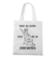 Swiat bez kotow torba z nadrukiem milosnicy kotow gadzety werprint 1527 161