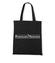 Podzielenie i sklocenie torba z nadrukiem polityczne gadzety werprint 1550 160