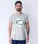 Znalezc wyjscie z gry koszulka z nadrukiem smieszne mezczyzna werprint 188 57