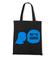 Polityczna koszulka zaczepna torba z nadrukiem polityczne gadzety werprint 1553 160