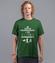 Super moc fizjoterapeuty koszulka z nadrukiem praca mezczyzna werprint 1564 195