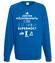 Supermoc fizjoterapeuty bluza z nadrukiem praca mezczyzna werprint 1564 109