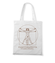 Fizjoterapeuta z zamilowania torba z nadrukiem praca gadzety werprint 1567 161