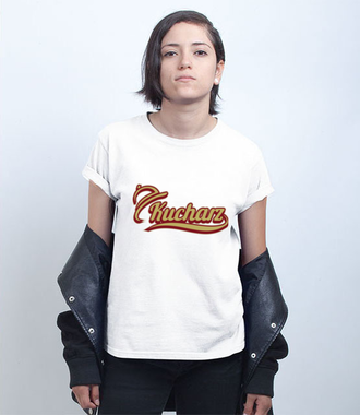 Kucharz pierwsza klasa - Koszulka z nadrukiem - Praca - Damska