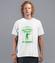 Kazdy lubi sie chwalic mysliwy tez koszulka z nadrukiem praca mezczyzna werprint 1583 40