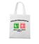 Apel do potencjalnych pacjentow torba z nadrukiem praca gadzety werprint 1594 161