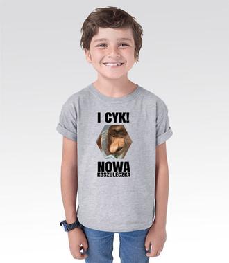 Januszowy humor - Koszulka z nadrukiem - Śmieszne - Dziecięca