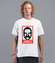 Wasaty janusz patriotyczny koszulka z nadrukiem smieszne mezczyzna werprint 1611 40