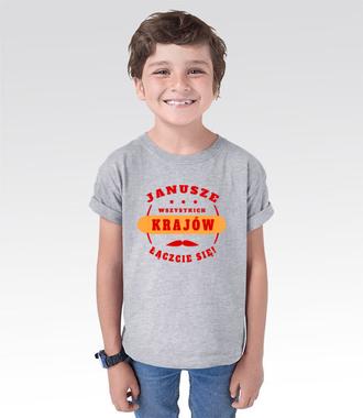 Wejdź do wspólnoty - Koszulka z nadrukiem - Śmieszne - Dziecięca