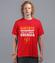 Naladowany pozytywna energia koszulka z nadrukiem praca mezczyzna werprint 1628 42