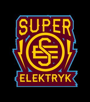 Super elektryka prad nie dotyka grafika na koszulke meska 1631