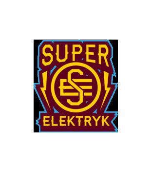 Super elektryka prad nie dotyka grafika na poduszke 1631