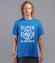 Super elektryk to super bohater koszulka z nadrukiem praca mezczyzna werprint 1633 43