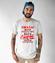 Przekazujemy duzo energii koszulka z nadrukiem praca mezczyzna werprint 1634 47