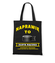 Zabawna obietnica torba z nadrukiem dla mechanika gadzety werprint 1659 160