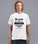 Stary tekst na nowej koszulce koszulka z nadrukiem smieszne mezczyzna werprint 1662 40