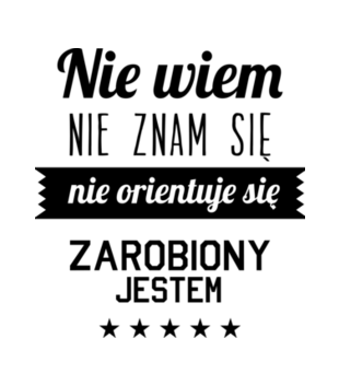 Stary tekst na nowej koszulce grafika na kubek 1662