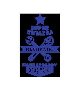 Super gwiazda mechaniki grafika na torbe 1666