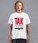 Tak to tyle kosztuje koszulka z nadrukiem dla mechanika mezczyzna werprint 1668 40