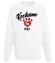 Kocham psy bezwarunkowo bluza z nadrukiem milosnicy psow mezczyzna werprint 1671 106