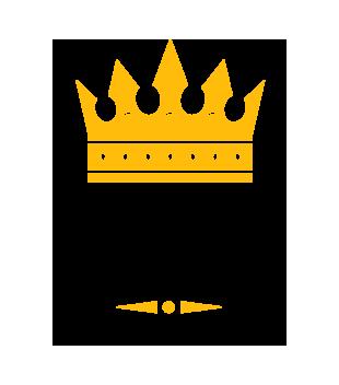 Uwaga krol osiedla nadchodzi grafika na koszulke meska 1685