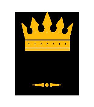 Uwaga krol osiedla nadchodzi grafika na kubek 1685