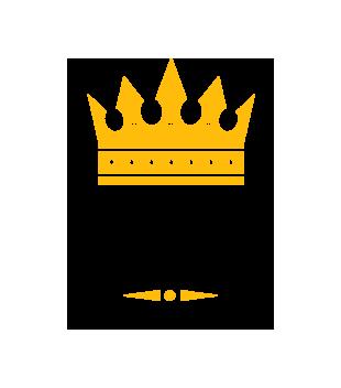 Uwaga krol osiedla nadchodzi grafika na torbe 1685