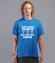 Glupie ludzie nie pija koszulka z nadrukiem smieszne mezczyzna werprint 1688 43