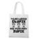 Glupie ludzie nie pija torba z nadrukiem smieszne gadzety werprint 1687 161