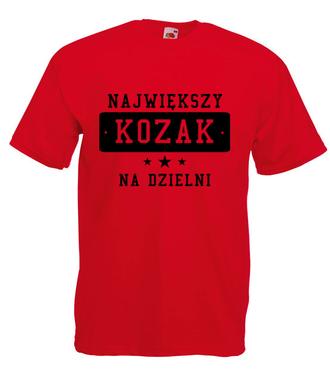 Niech wiedzą, kto tu rządzi - Koszulka z nadrukiem - Śmieszne - Męska