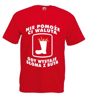 Życiowe mądrości  - Koszulka z nadrukiem - Śmieszne - Męska