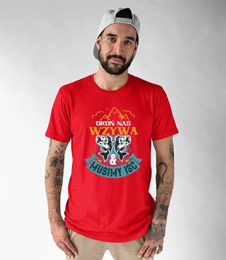 Koszulki dla wędkarskiej grupy - Koszulka z nadrukiem - Wędkarskie - Męska