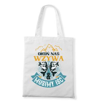 Koszulki dla wędkarskiej grupy - Torba z nadrukiem - Wędkarskie - Gadżety