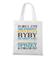 Na zly humor koszulka wedkarska torba z nadrukiem wedkarskie gadzety werprint 1771 161
