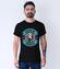 Szczesliwa koszulka wedkarska koszulka z nadrukiem wedkarskie mezczyzna werprint 1778 52
